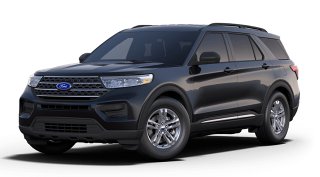 New 2020 Ford Explorer XLT SUV in Franklin, MA